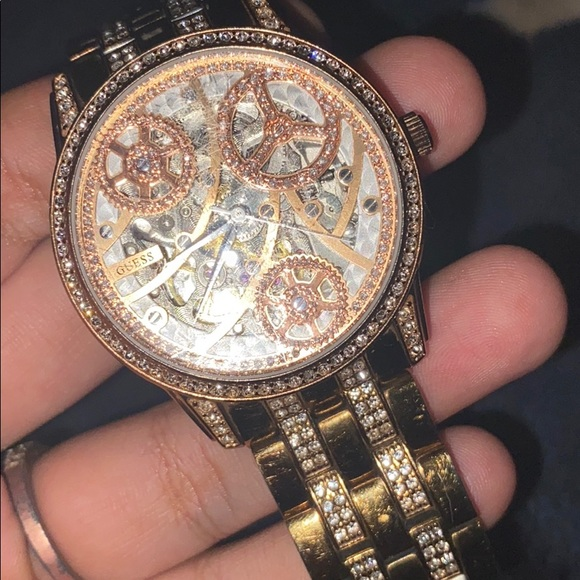 Guess Custom Watch